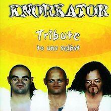 Tribute to Uns Selbst von Knorkator | CD | Zustand gut