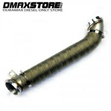 "6.6L Duramax 3"" Stainless Steel Downpipe 2004.5-2010 GM LLY LBZ LMM"