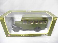 DV8707 NASH AVTOPROM GAZ 03-30 1/43 RUSSIAN H651