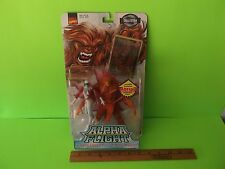 """Alpha Flight Sasquatch and Vindicator 5""""in Figures w/Motion Collectors Card 1999"""