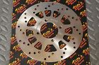 Vito's Performance rear wheel disc brake rotor Yamaha Banshee Raptor 660 Blaster