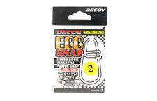 Decoy SN-3 Egg Snap Powerful Cross Lock Snap Size 2 (1634)