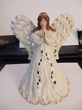 Lenox Angel of Adoration  Votive 2001   NEVER DISPLAYED BRAND NEW