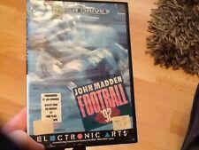 JOHN MADDEN . FOOTBALL '92  - Boxed with manual - Sega Mega drive