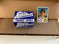 1988 Topps Baseball Complete Set (792) + Traded Set (132)