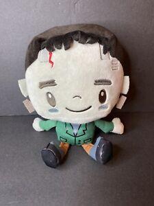 "Universal Studios Little Monsters Frankenstein Baby Frankie 9"" Plush Stuffed"