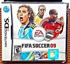 FIFA Soccer 09 for Nintendo DS New & SEALED Multiplayer Soccer