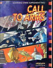 RPG JEU DE ROLE / JOVIAN CHRONICLES CALL TO ARMS