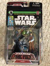 Star Wars Darth Vader Rebel Officer Comic Pack New Sealed