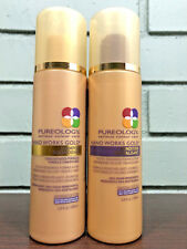 Pureology Nano Works Gold Shampoo & Conditioner 6.8oz DUO SET! Free 2-Day Ship