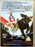 The Plague Dogs DVD 1982 Richard Adams Lab Animación Película Película Clásica