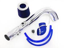 BLUE For 2006-2011 Honda Civic Si 2.0L L4 Cold Air Intake System Kit + Filter
