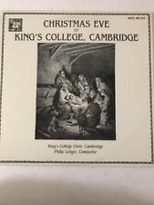 CHRISTMAS Eve At King's College Cambridge - Tested Record Ships N 24hrs