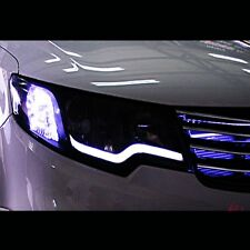 LED eye Line 2Way Head lights Module DIY KITS For Kia FORTE KOUP 2009~2013+