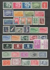 Yugoslavia 1947 - 1951 MH collection, 84 stamps.