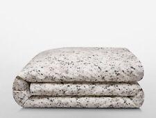 NWT Calvin Klein Home QUEEN Duvet Cover $ 340 noctnl bsm ivory nocturnal blossom