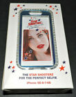 Star Shooterz Bluetooth Selfie Stick Cell Phone Accessory Case with LED- NO BOX