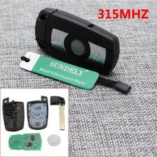 Full Set Key 315MHz ID7944 Chip fit for BMW 3 5 Series X1 X6 Z4 Smart Remote Key