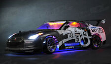 Exceed RC MadSpeed GT-R Drift King Brushless 1/10 Electric RTR LED Car Grey 202