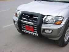 Front Bull Bar Nudge Guard Polyurethane With Skid Plate Toyota HILUX 1998-2005