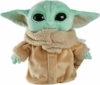 "BABY YODA PLUSH Star Wars Mandalorian THE CHILD 8""  AUTHENTIC - IN STOCK!"