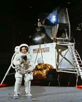 Astronaut Neil Armstrong During Apollo 11 Training 8x10 Photo S2-443