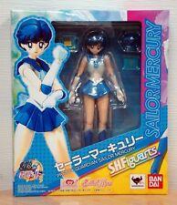 Sailor Moon Pretty Guardian Sailor Mercury  Bandai Tamashii nations SH Figuarts