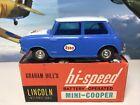 LINCOLN INTERNATIONAL  GRAHAM HILLS MINI COOPER No-5981