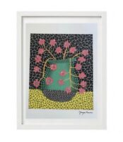 Yayoi Kusama - Flowers Print Signée et numérotée Ed 150