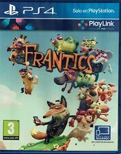 Frantics - Playstation 4 - PS4