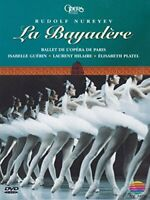 Rudolf Nureyev - Rudolf Nureyev's La Bayadere (NEW DVD)