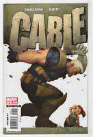 Cable 9 (Feb 2009 Marvel) [Hope, Bishop, X-Force] Swierczynski Ariel Olivetti o