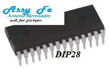2 pcs x M54646AP IC-DIP28 Controlador pasos Motor/Stepper Motor Controller MITSU