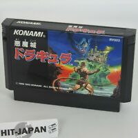 Famicom CASTLEVANIA DRACULA Cartridge Only Nintendo 2690 fc