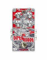 DigiTech Dirty Robot Stereo Mini Synth Synthesizer Guitar Effects Pedal!