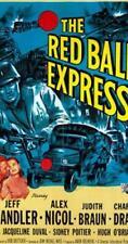 RED BALL EXPRESS (1952) (COMBAT CLASSICS) +Region 0 DVD+