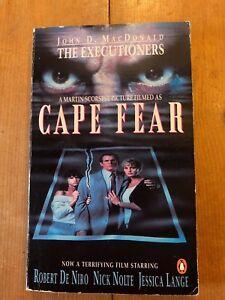 """1991 JOHN D MACDONALD """"THE EXECUTIONERS"""" FICTION PAPERBACK BOOK"""