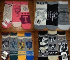 Primark Novelty, Cartoon Cotton Blend Socks for Women