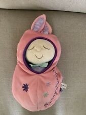 Manhattan Toys Hunny Bunny Soft Plush Comfort Toy Baby Doll