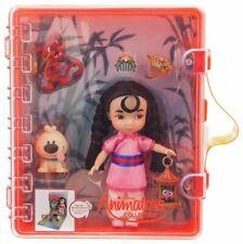 Disney Princess Animators Collection Mulan Exclusive Mini Doll Play Set