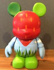 Disney 3 Vinylmation Urban 4 Strawberry Field Htf