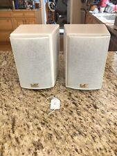 M&K Sound Miller & Kreisel M4T Tripole Surround Sound Speakers - White B