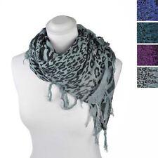 Bufanda de mujer 100% algodón