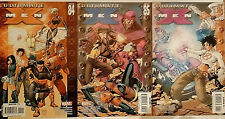 Ultimate X-Men 84, 85, 86 (Marvel 2007) Kirkman, Paquette, LaPointe NM
