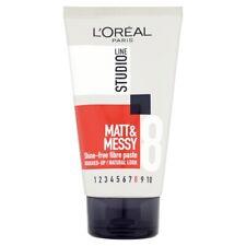 L'Oréal Studio Line Matt & Messy Paste 150ml -  Buy More & Save Shipping