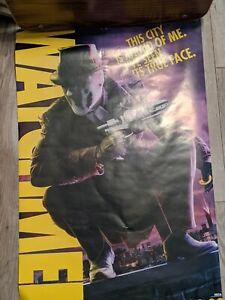 1 Watchmen poster + 4 batman poster 2 Joker ~ 1 Batman ~ 1 Bane (New Sealed)