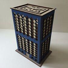10mm Modern scifi Building Blu 10-SF-S2