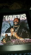 Richie Havens Simple Things Rare Original Promo Poster Ad Framed!