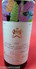 Chateau Mouton Rothschild 1975 *