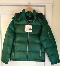 New w/ Tags, Marmot Stockholm Down Jacket, Deep Forest, Men's Small, S, 73090